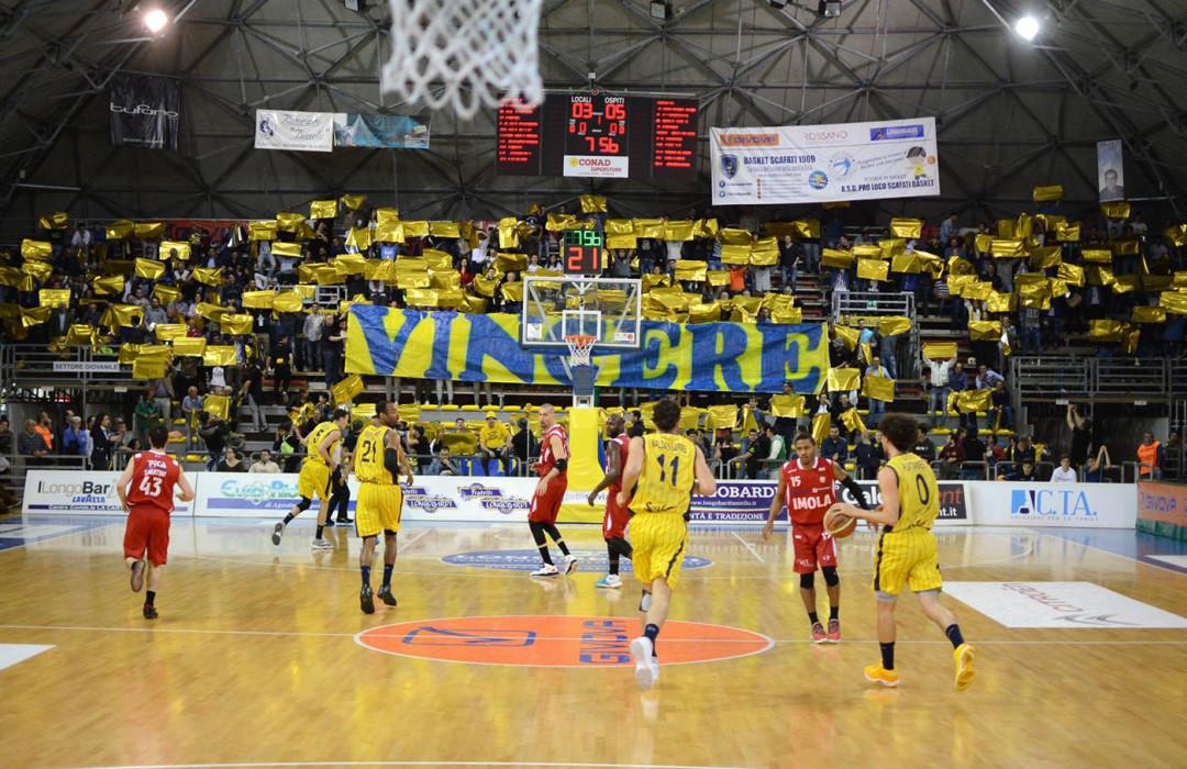 Scafati Basket Semifinali Marco Portannese