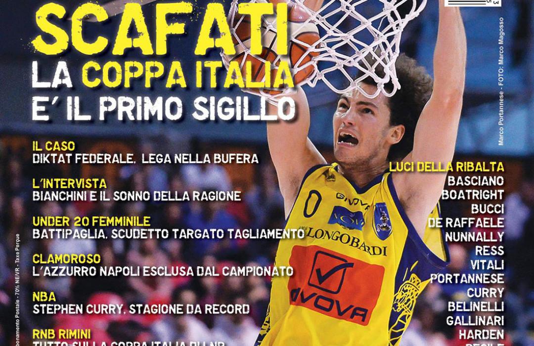 Basket Magazine Portannese