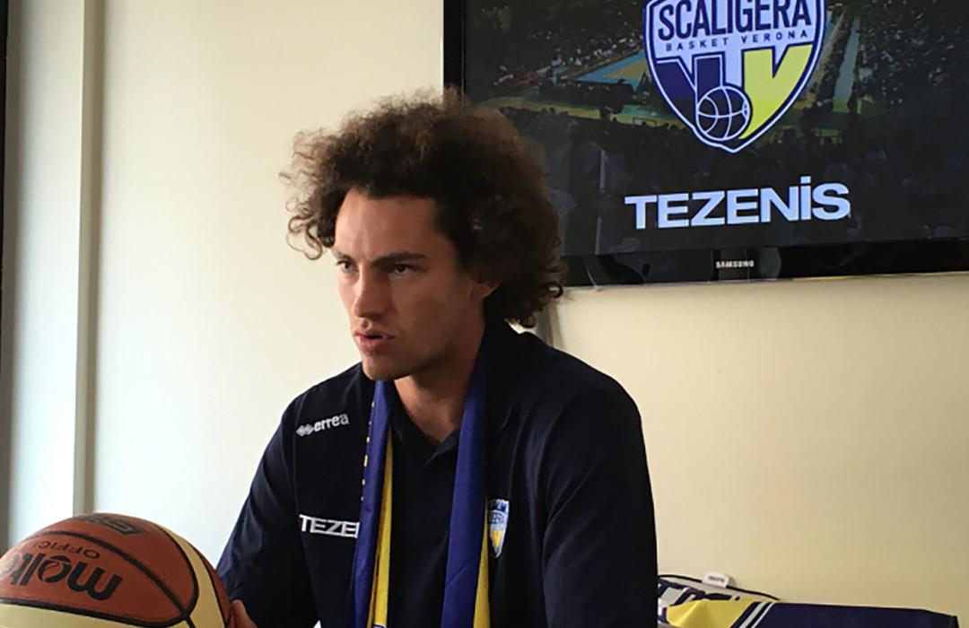 Intervista Marco Portannese Scaligera Basket Tezenis